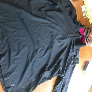 Women's danskins work out jacket-